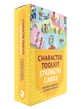 Character Toolkit Strength Cards box