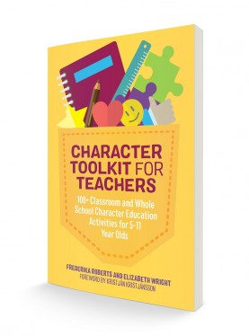 Roberts and Wright - Character Toolkit for Teachers book cover 3D