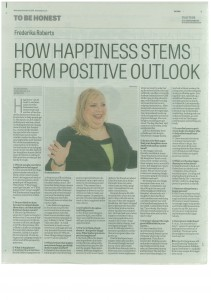 Happiness | Positive Outlook | Sheffield Star | Doncaster