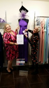 Funny Business Doncaster | Charity Fashion Launch Event | Fred & Tina 2