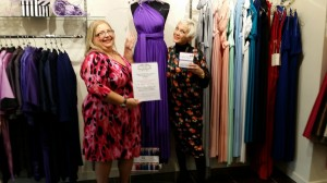 Funny Business Doncaster | Charity Fashion Launch Event | Fred & Tina 1