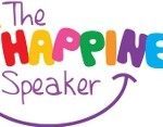 Happiness Speaker Logo - 250 by 117