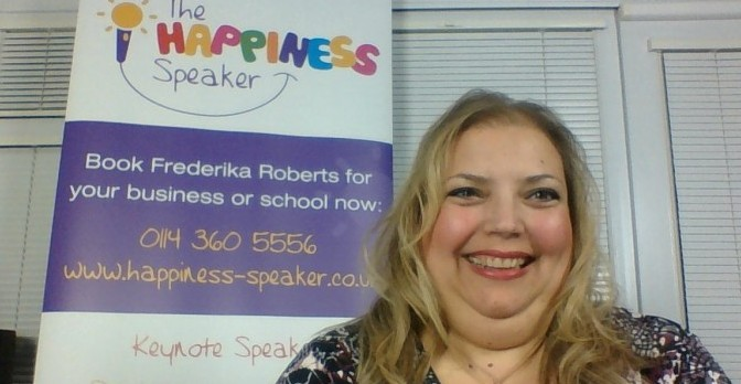 Frederika Roberts | Yorkshire Women of Achievement Awards Nominee