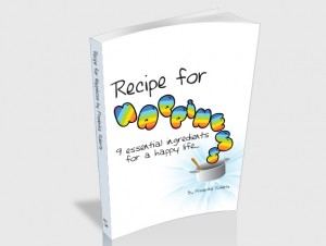 Recipe for Happiness Book Image