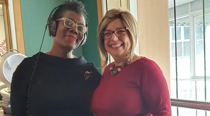 Frederika Roberts | Paulette Edwards | BBC Sheffield